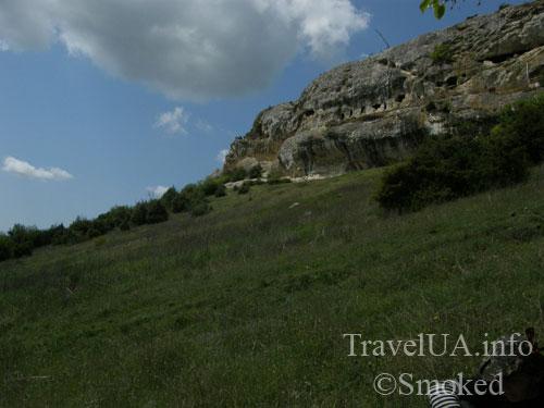 Крым, горы, Челтер-Мармара