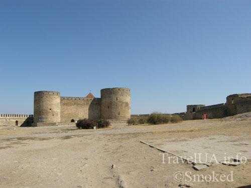 Белгород-Днестровский, крепость, Тира, Одесская область, цитадель