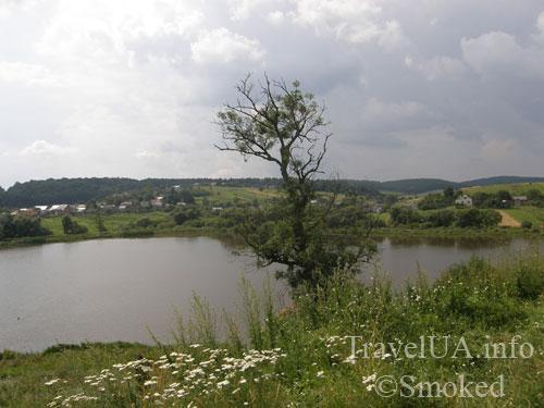 Свирж, пейзаж, Львовская область