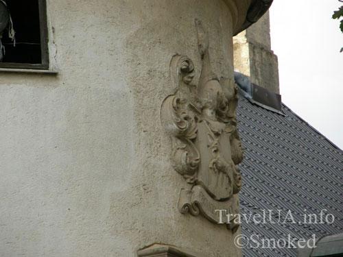 Тальное, Тальне, дворец, Шувалов, Черкасская область, замок, герб