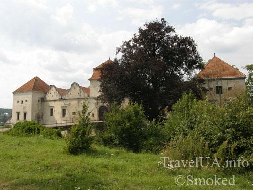 Свирж, Свиржский замок, Львовская область