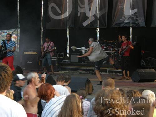 Свирж, концерт, фестиваль
