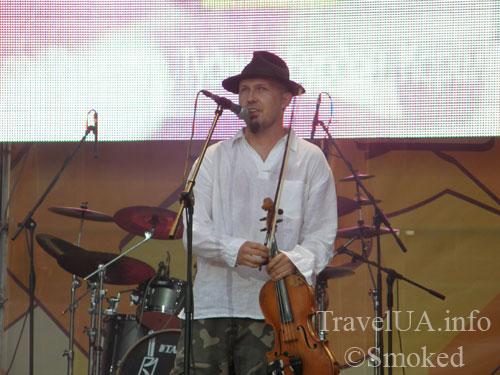 """Свирж-2009, концерт, фестиваль, """"Kroke"""""""