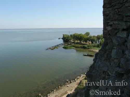 Белгород-Днестровский, крепость, Тира, Одесская область, лиман