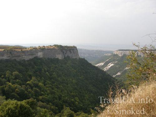 Крым, горы, Мангуп