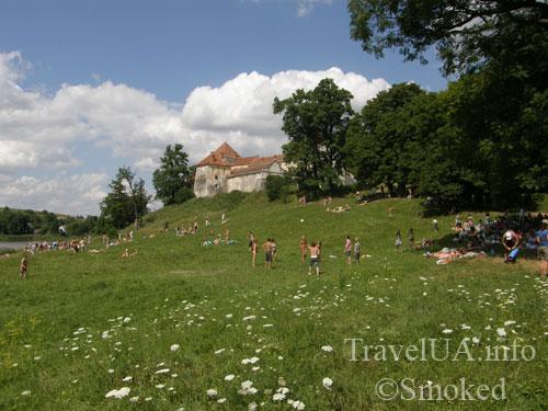 Свирж, Свиржский замок, Львовская область, матрасники