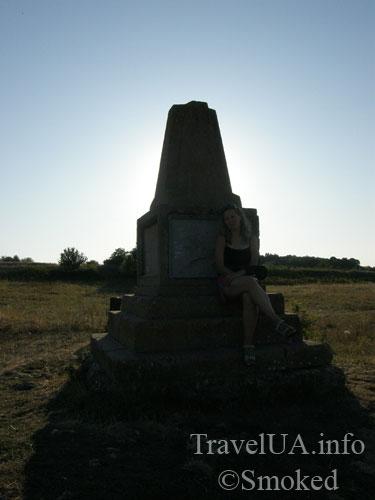 Молдова, Сахарна, памятник, гето-даки