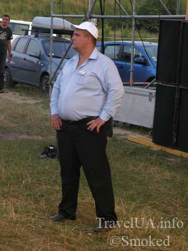 Свирж-2009, охрана, охранник, концерт, фестиваль,