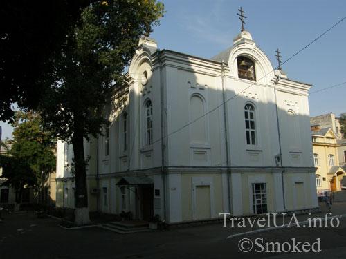 Кишинев, Молдова, церковь