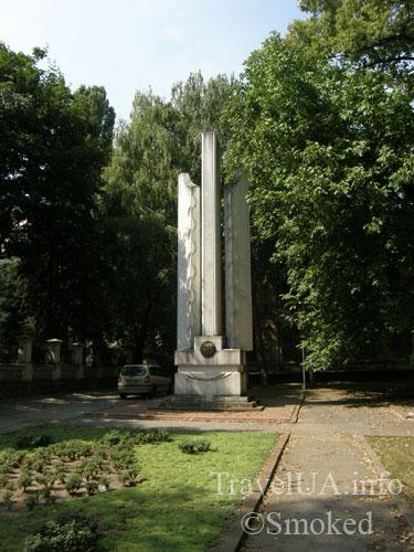 Кишинев, Молдова, памятник
