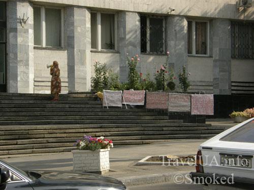 Кишинев, Молдова, пикет, генпрокуратура