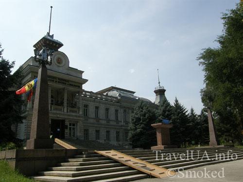 Кишинев, Молдова, музей, Кишиневский политех