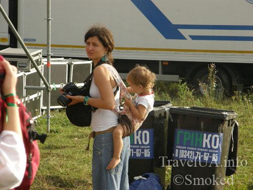 Свирж, концерт, фестиваль, женщина с ребенком, мама с сыном