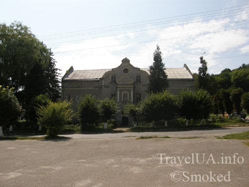 Перемышляны, Львовская область