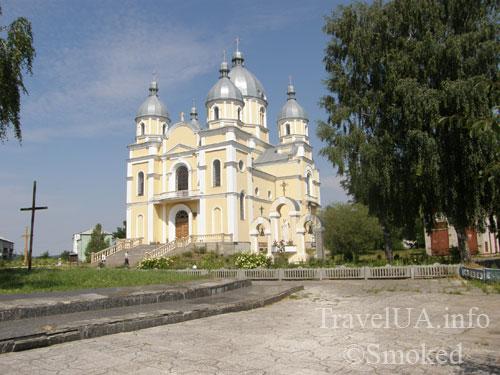 Перемышляны, Львовская область, церковь