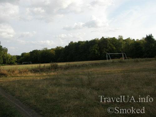 Тальное, Тальне, Черкасская область, стадион