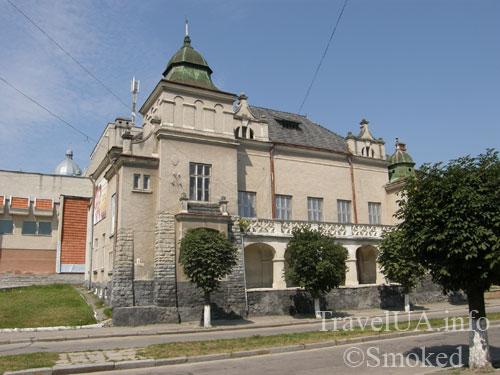 Перемышляны, Львовская область, костел