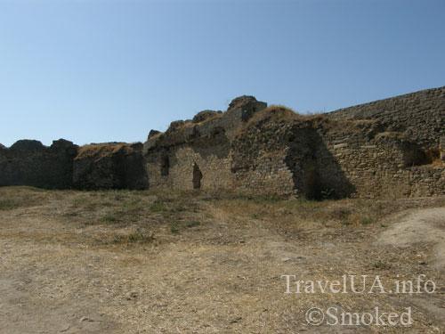 Белгород-Днестровский, крепость, Тира, Одесская область