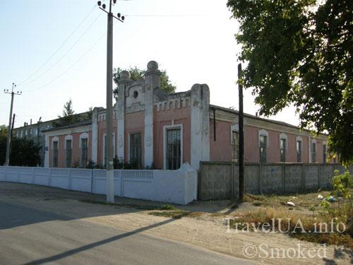 Лиманское, Зальц, Одесская область, усадьба