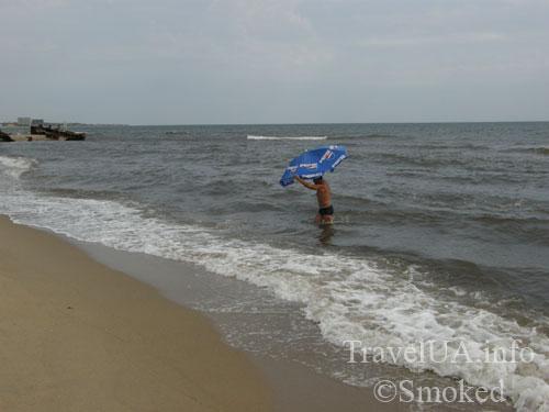 Одесская область, море