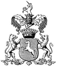 Бадени, герб