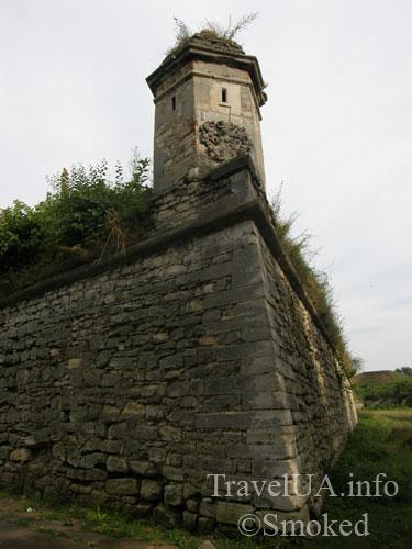 Золочев, башня, замок