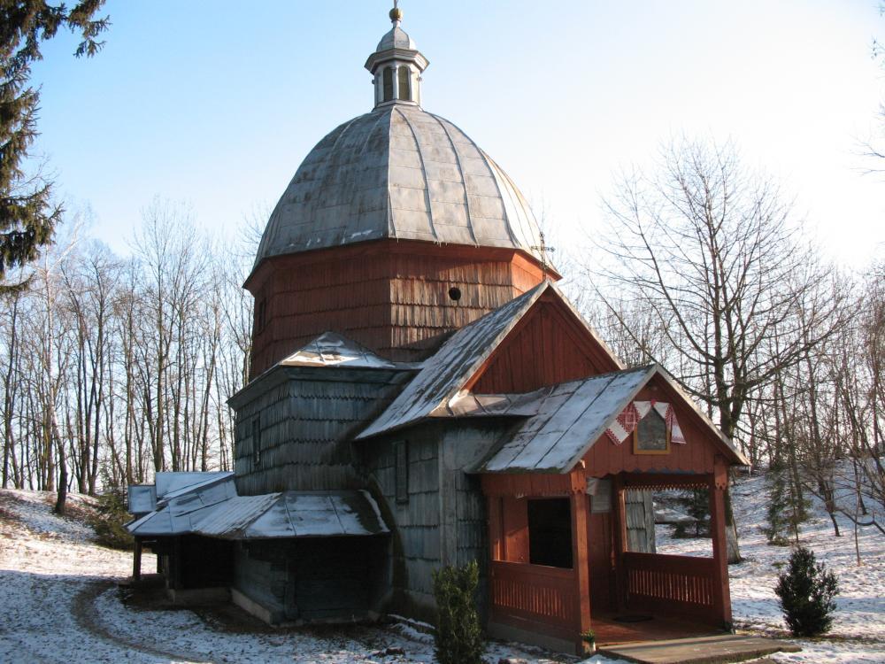 Буск, церковь Онуфрия