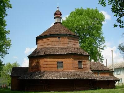 Буск, церковь Параскевы