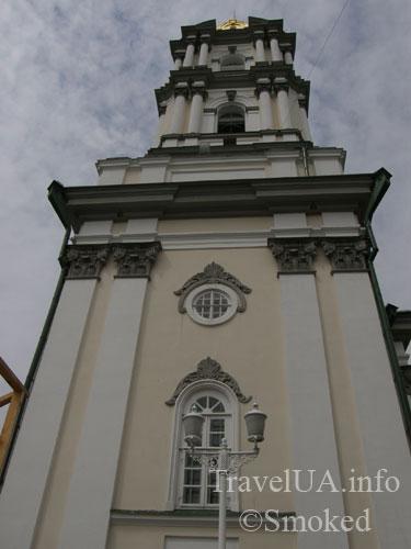 колокольня, Почаев, Лавра, монастырь