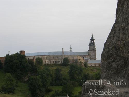 Подкамень, монастырь