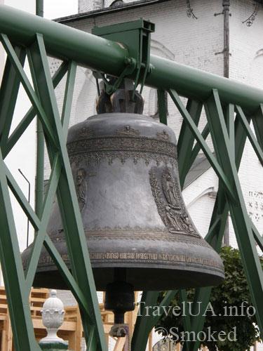 колокол, Почаев, Лавра, монастырь