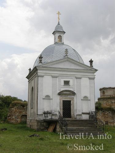 Подкамень, монастырь, церковь