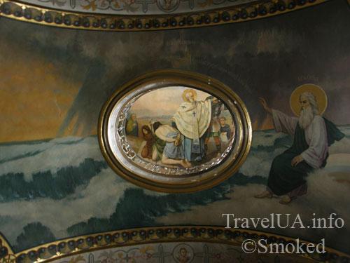 Почаев, Лавра, монастырь, иконы