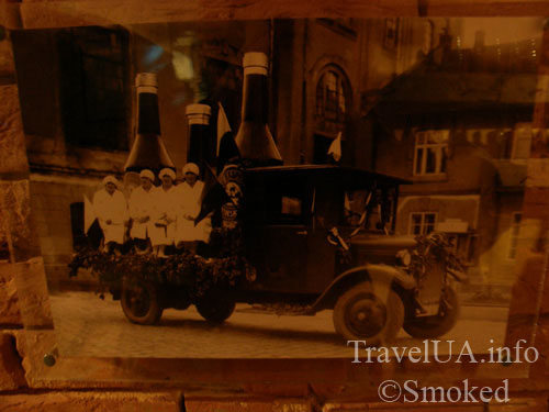 реклама пива, Львов, музей пива