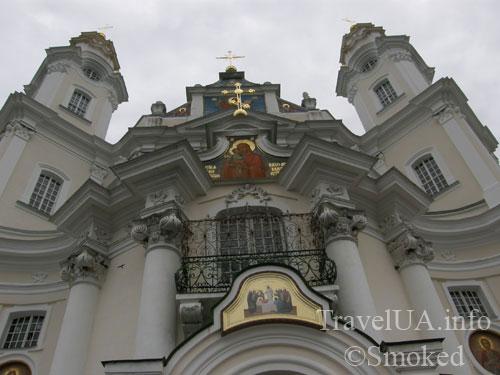 собор, Почаев, Лавра, монастырь