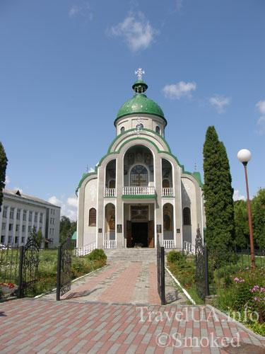 Буск, собор