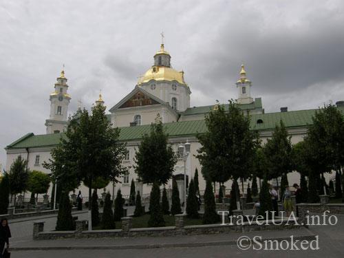 Почаев, Лавра, монастырь