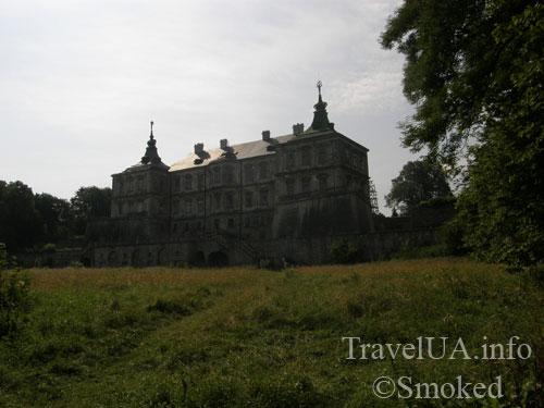 Подгорцы, дворец Конецпольских