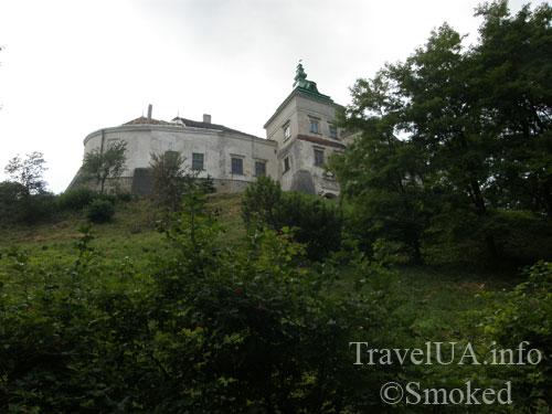 Олесько, Львовская область, замок