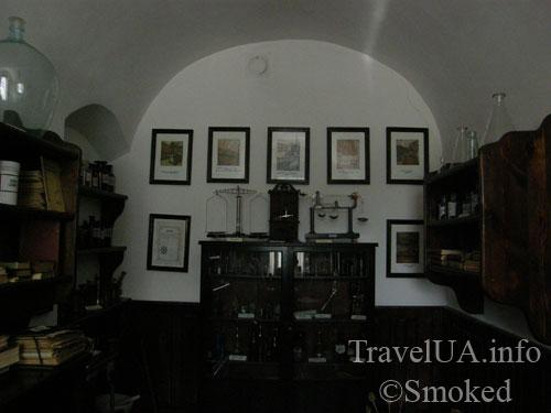 Луцк, музей, аптека