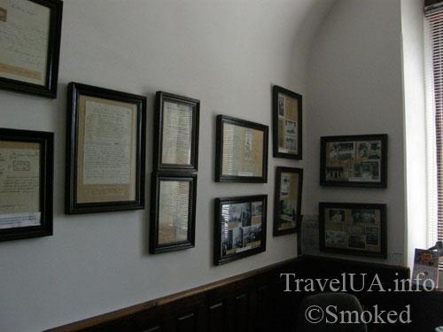 Луцк, музей, аптека, грамоты, документы