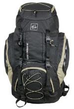 рюкзак, боковые карманы