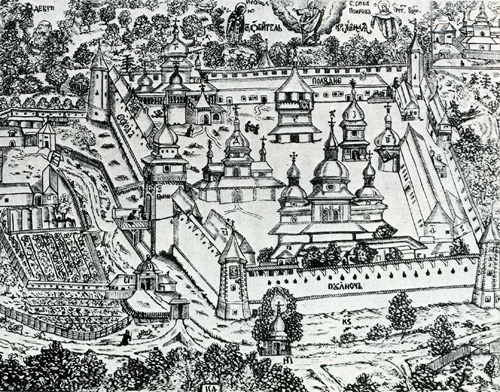 Синкевич, Крехов, Крехив, монастырь, василиане, Львовская область
