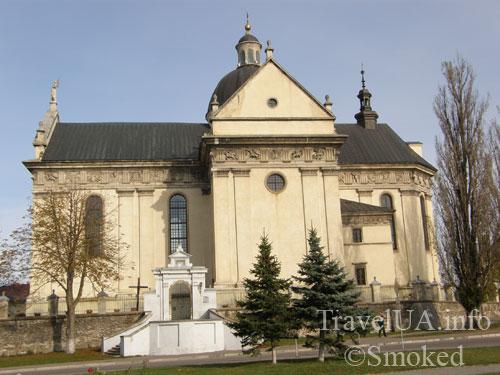 костел святого Лаврентия, Жовква, малый Вавель