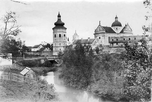 старое фото, Жовква, история