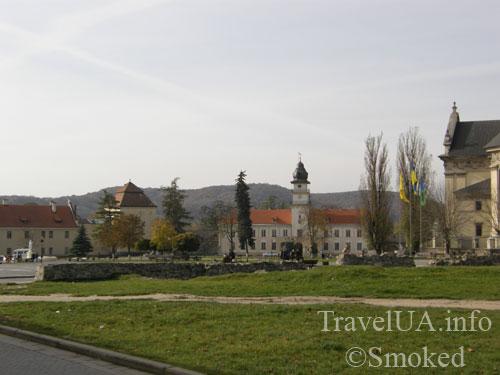 ратуша, старая ратуша, Жовква, Львовская область