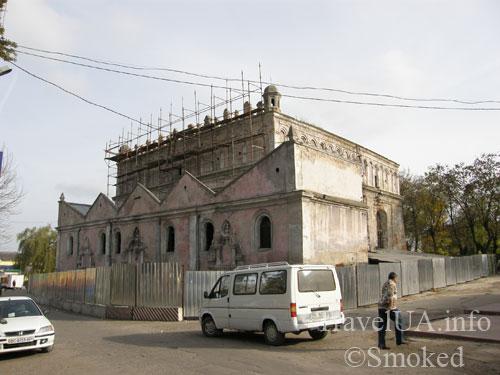 синагога, Жовква