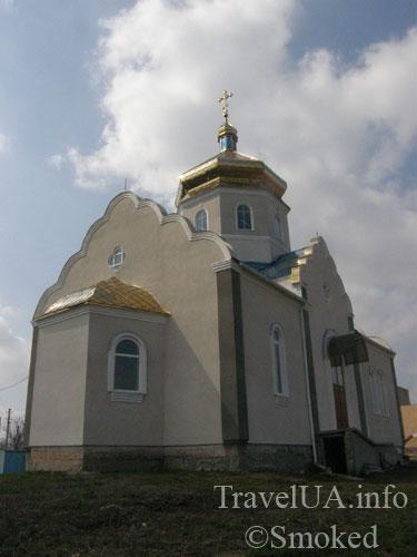 Корсунь-Шевченковский, Корсунь, церковь