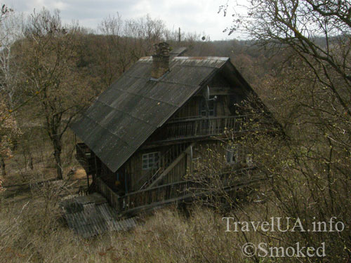 Корсунь-Шевченковский, Корсунь, старый дом