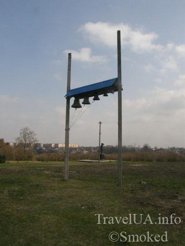 Корсунь-Шевченковский, церковь, колокольня, колокол